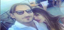 Sempre con te! Francesco Totti e la dedica d