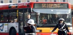 Roma : Oggi sciopero del trasporto pubblico, fasce garantite