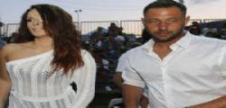 Gessica Notaro a Milano Marittima con il fidanzato