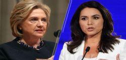 Tulsi Gabbard : accuse di Hillary Clinton da vigliacchi