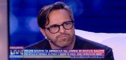 Alda D'Eusanio in tv contro Marco Baldini