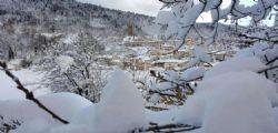 Maltempo : Freddo e neve al centrosud, ecco quanto durerà