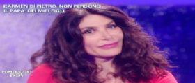 Carmen di Pietro a Pomeriggio 5 : voglio sposare Giuseppe Iannoni!