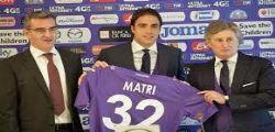 Risultati Serie A : il Napoli pareggia, colpo Fiorentina a Catania