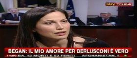 Sabina Began : Dopo Berlusconi non sono più andata a letto con nessuno