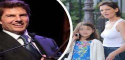 Tom Cruise non vede la figlia Suri da 5 anni