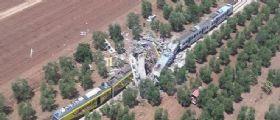 Scontro treni Puglia : i documenti manomessi, ad Andria i funerali