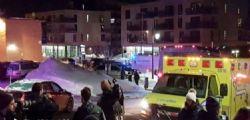 Attentato Moschea Canada : 6 morti