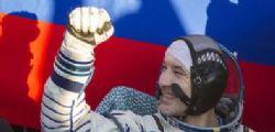 Rientra Soyuz : Luca Parmitano torna a casa