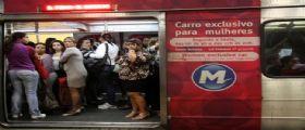 Apartheid sessuale sulla metro: è giusta?