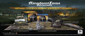 Annunciata la Royal Collector's Edition di Kingdom Come Deliverance