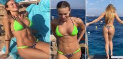 Che lato B! Taylor Mega in vacanza a Sharm El Sheik