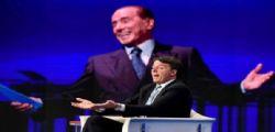 Matte Renzi con Silvio Berlusconi : senza numeri si torna alle urne