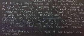 Luzzara, il messaggio dei carabinieri agli alunni dopo i seggi : I bambini gli inviano una lettera