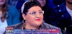 Anna Pannocchia a Pomeriggio 5... il passato con Maccio Capatonda