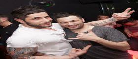Gionatan Giannotti e Max Celli super star al Bar Rouge di Basilea