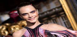 Cara Delevingne: Gli uomini mi hanno fatto spesso soffrire, ma non è per questo che sono gender fluid