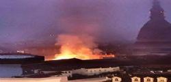 Torino, spente fiamme alla Cavallerizza