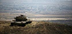 Israele : nuovi raid aerei sulle alture del Golan dopo il primo attacco dell