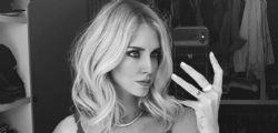 Ti si vede la... esagerata foto in lingerie di Chiara Ferragni