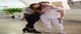 Uomini e Donne, Gionatan Giannotti e Irene Casartelli guest star alla Spa Prestige di Pistoia [FOTO]