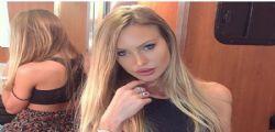 Taylor Mega e il bacio passionale con un'ex di Uomini e Donne