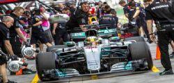 GP Australia : miglior tempo Lewis Hamilton, Raikkonen quinto