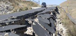 Terremoto : Nuove scosse nel centro Italia magnitudo a 3.5