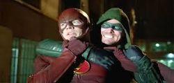 The Flash VS Arrow : Anticipazioni Prima Tv Stasera Italia1 10 Marzo 2015