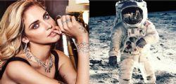 Chiara Ferragni alla Nasa... pronta per un nuovo sbarco sulla Luna?