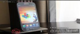 In arrivo il nuovo Samsung Galaxy S4