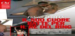Diletta Leotta... passione in alto mare con Daniele Scardina