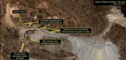 Corea Nord - crolla tunnel in un sito nucleare : 200 i morti