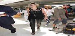 Sharon Stone senza reggiseno a 58 anni
