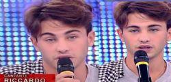Riccardo Marcuzzo contro gli hater : Io gay? Mi sfottono perché amo i fiori, l'amore e la natura