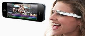 Google Glass gestiranno la navigazione e i messaggi di testo su iPhone