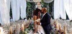 Una favola! il matrimonio della modella Paola Turani
