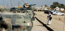 Iraq, Isis rivendica attacco a italiani