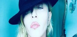 Madonna in topless super hot su Instagram