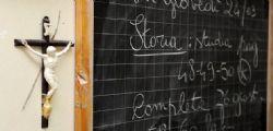 Crocefisso a scuola, Cei : non è divisivo