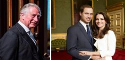Tutta del principe Carlo! la rottura tra William e Kate Middleton