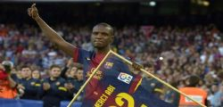 Eric Abidal : Messi mi disse... non vogliamo vederti, ci fa male