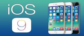 iOS 9 Download : Apple lo rilascia per iPhone, iPad e iPod Touch
