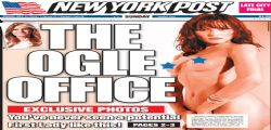 Melania Trump : Le foto di nudo sul New York Post