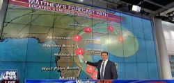 Fox News Uragano Matthew  : Voi tutti sapete che siete morti