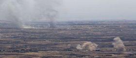 Siria : Israele lancia missili e colpisce un Centro di ricerche scientifiche vicino Damasco