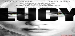 Scarlett Johansson nel primo poster dello sci fi Lucy