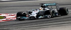 Formula 1 Gp SIlverstone: orari tv diretta Sky e differita Rai