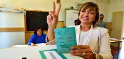 Umbria, trionfa Donatella Tesei : La Lega ha doppiato il Pd