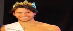 Luca Onestini è Mister Italia 2013